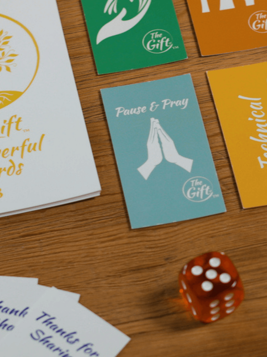 Christian Card Game